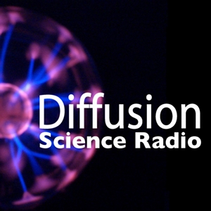 Diffusion Science Radio Logo